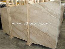 Daino Reale Limestone Slabs, Italy Beige Limestone