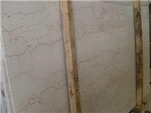 Filetto Rosso Limestone Slabs, Italy Beige Limestone