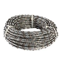Diamond Wire Saw for Granite Quarries with 40 Bead