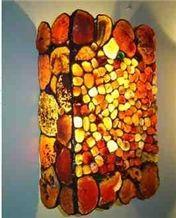 Semiprecious Stone Lamps-8