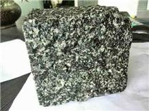 G399 Black Cobble Stone Cube Stone