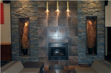 Natural Stone Wall Cladding Z Panel
