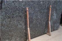 Angola Blue Jade Polished Granite Slabs