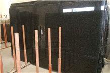 Angola Blue Star Polished Granite Slabs