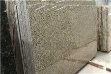 Brazil Beige Butterfly Polished Granite Slabs