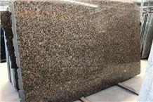 Finland Baltic Brown Polished Granite Slabs