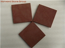 Chocolate Sandstone Honed Slab Tile
