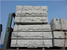 G341 Grey Granite Wall Stone Blocks to Norway