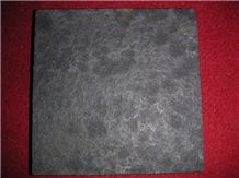 Mongolia Black Basalt Flamed Tile