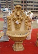 Wall Fountain, Roman Fountain
