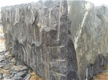 Vizag Blue Granite Block, Blue Granite India Blocks