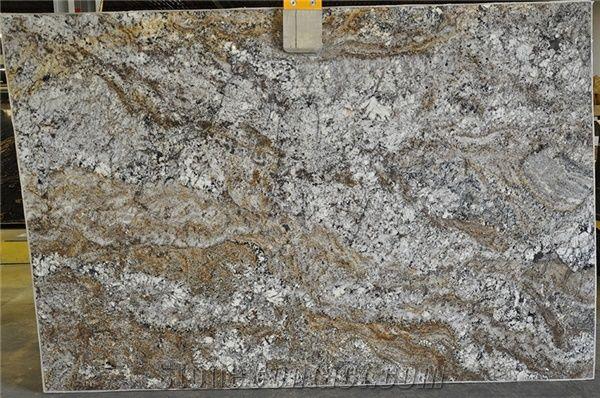 Amaretto Granite Slabs Brazil Beige Granite From United
