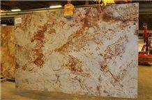 Sensation Quartzite 3cm Slabs, Brazil Gold Quartzite