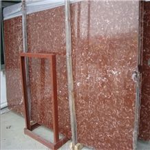 Orient Rose Marble Slab, China Red Marble
