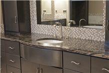 Matrix Motion Granite Kitchen Countertop
