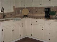 Giallo Florence Granite Kitchen Countertop