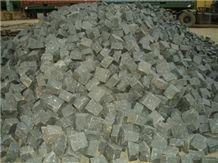 Viet Nam Grey Basalt Cobble Stone