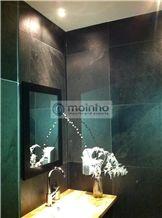 Brazilian Black Mustang Slate Tiles