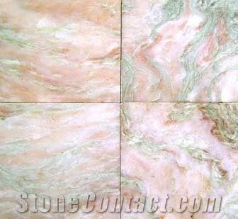 Pink Onyx Marble Slabs Tiles, India Pink Marble from Australia