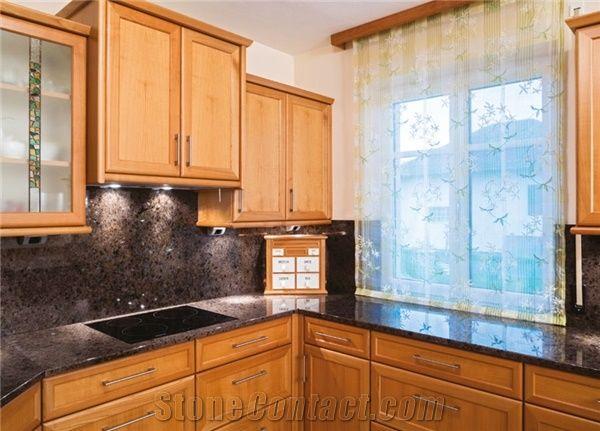 Labrador Antique Granite Kitchen Countertop From Austria