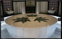 Marmara White Marble Turkish Bath - Turkish Hammam