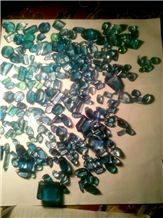 Cut Fluorite, Precious Stone
