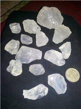Rough Natural Milky Quartz (Moonstone), Precious Stone