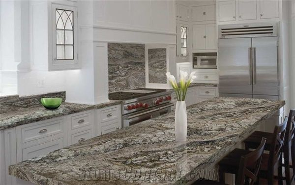 Amarone Granite Kitchen Countertop From Italy