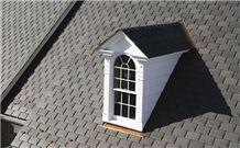 Natural Slate Roofing, Black Slate Roof Tiles