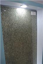 Ice Silver Brown Granite Slab & Tile, China Brown Granite