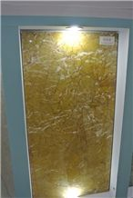 Kellen Gold Marble Slabs, Karen Gold China Yellow Marble
