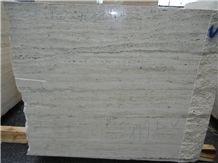 Travertino Romano Silver Light Blocks, Grey Travertine Blocks