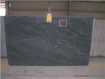 Silver Wave Granite Slabs & Tiles, India Grey Granite