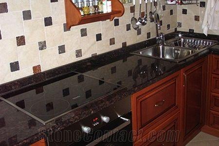 Granite Countertop Tan Brown Granite Kitchen Top From Russian