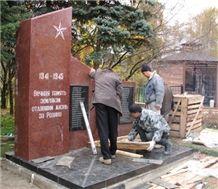 Syuskyu Yansaary Granite Memorial