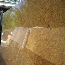 Imperial Beige Gold Granite Slab, India Beige Granite