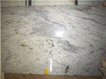 Kinawa White Granite Slabs