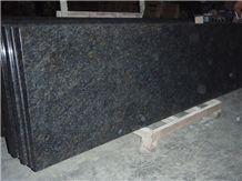 Butterfly Blue Granite, Kithen Countertops, Bathroom Vanity Tops