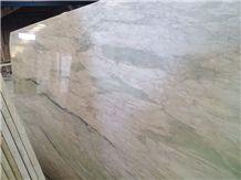 New Turkish Calacatta Green Marble Slabs & Tiles, Milas Green Marble