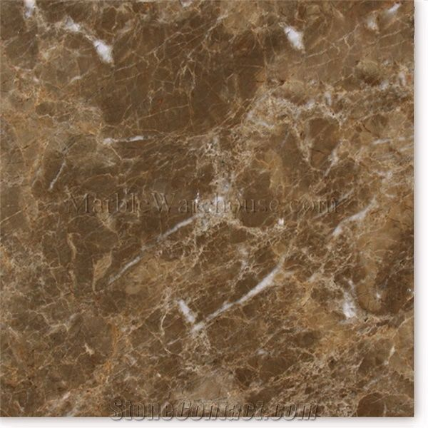 Original Emperador Light Marble Tile 12 Quot X12 Quot Spain Brown
