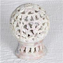 Handcrafted Cutwork Lantern