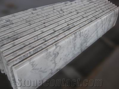 Carrara White Marble Window Sills Custom Marble Stone Hot