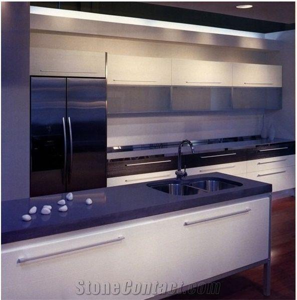 Purple Quartz Countertop Kitchen Solid Quartz Surface