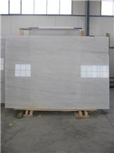 Mugla White Marble Tiles, Slabs, Polished Marble Floor Covering Tiles, Walling Tiles