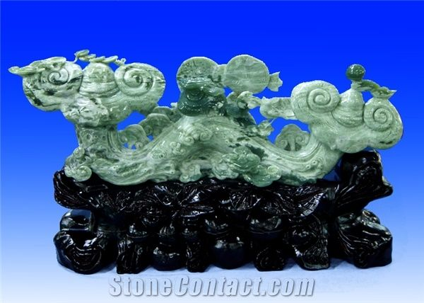 how to make refined jade stone block