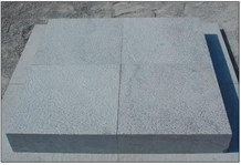 G341 Grey Granite Flamed Paving Slabs