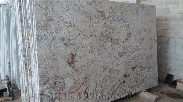 Monte Carlo Bordeaux Granite Slabs From Brazil