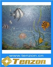 Best Designed for Swimming Pool Mosaic