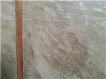 Drama Silver Grey Marble Slab and Tile ,Greece Grey Marble