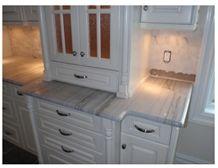 Luce di Luna Quartzite Kitchen Countertops